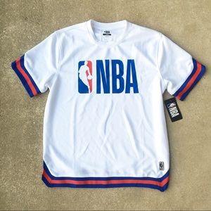 NBA Warm-Up Jersey Shirt